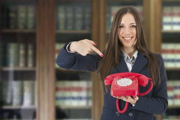 Porady prawne telefoniczne
